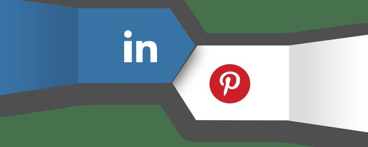 Διαχείριση social media LinkedIn και Pinterest απο εταιρία Marketing Friend