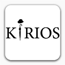Λογότυπο του KIRIOS barber luxury clothing brand